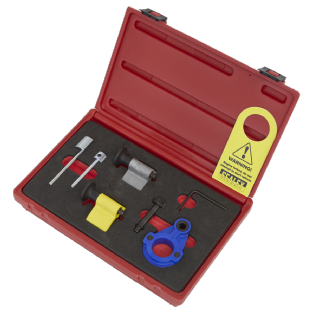 Sealey VSE2092 Timing Tool Kit 1.2D, 1.4D, 1.6D, 2.0D, VAG, Ford, Mitsubishi